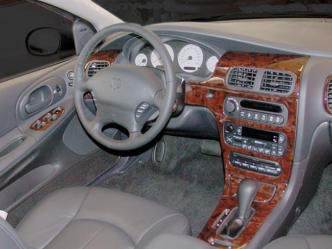 Dodge Trepid Wood Dash Kit By BI