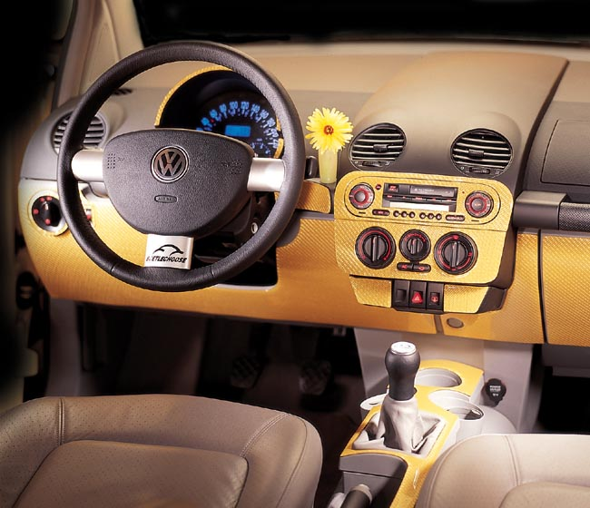 2001 Volkswagen Beetle Interior Parts