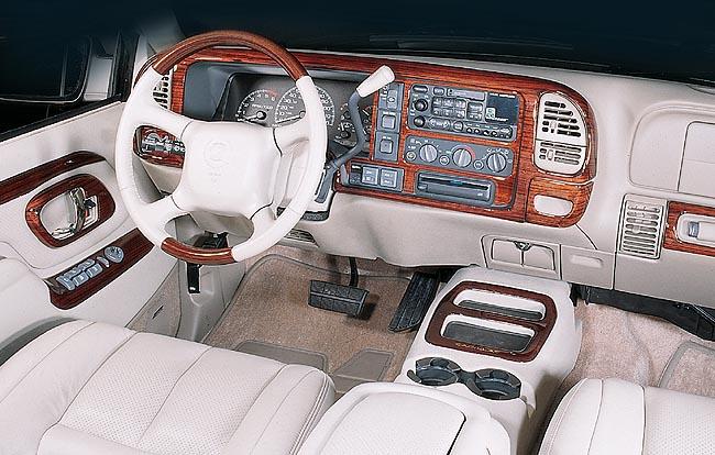 Cadillac Escalade 99 01 Gmc Yukon Denali 99 00 Real Wood Trim By B I Trim Product