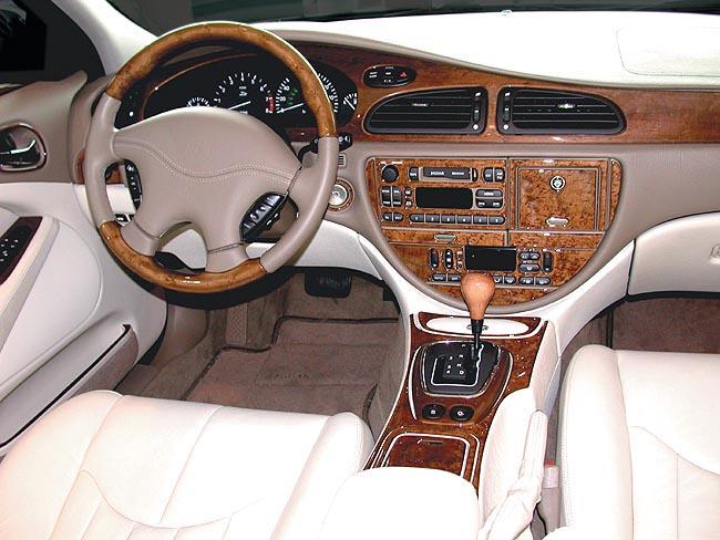 Dash Kits For Jaguar S Type By B I