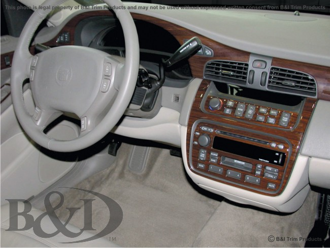 Cadillac Deville Wood Dash Kit By B I