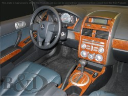 Mitsubishi Galant Wood Trim.