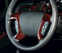 Wood Steering Wheel Covers, Wood Grain Steering Wheel Covers, Steering Wheel Spoke Covers